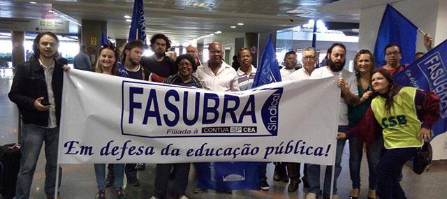 FASUBRA contra o PLP 257